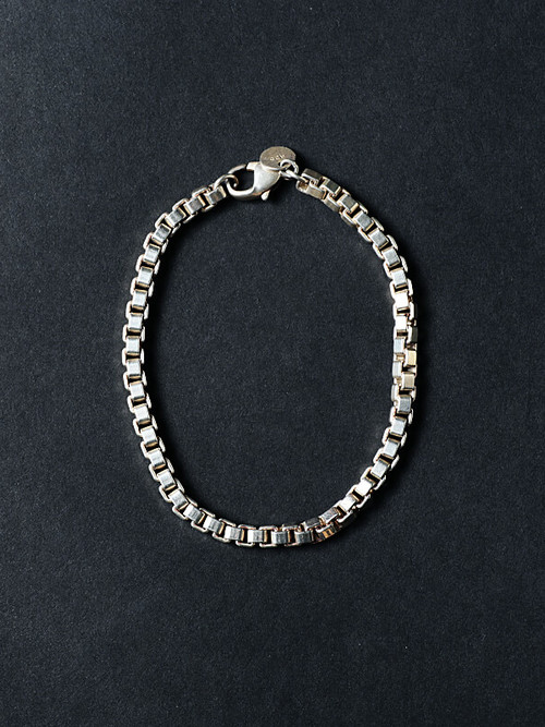 Used / Tiffany & Co. / Old Bracelet / Sterling Silver 925