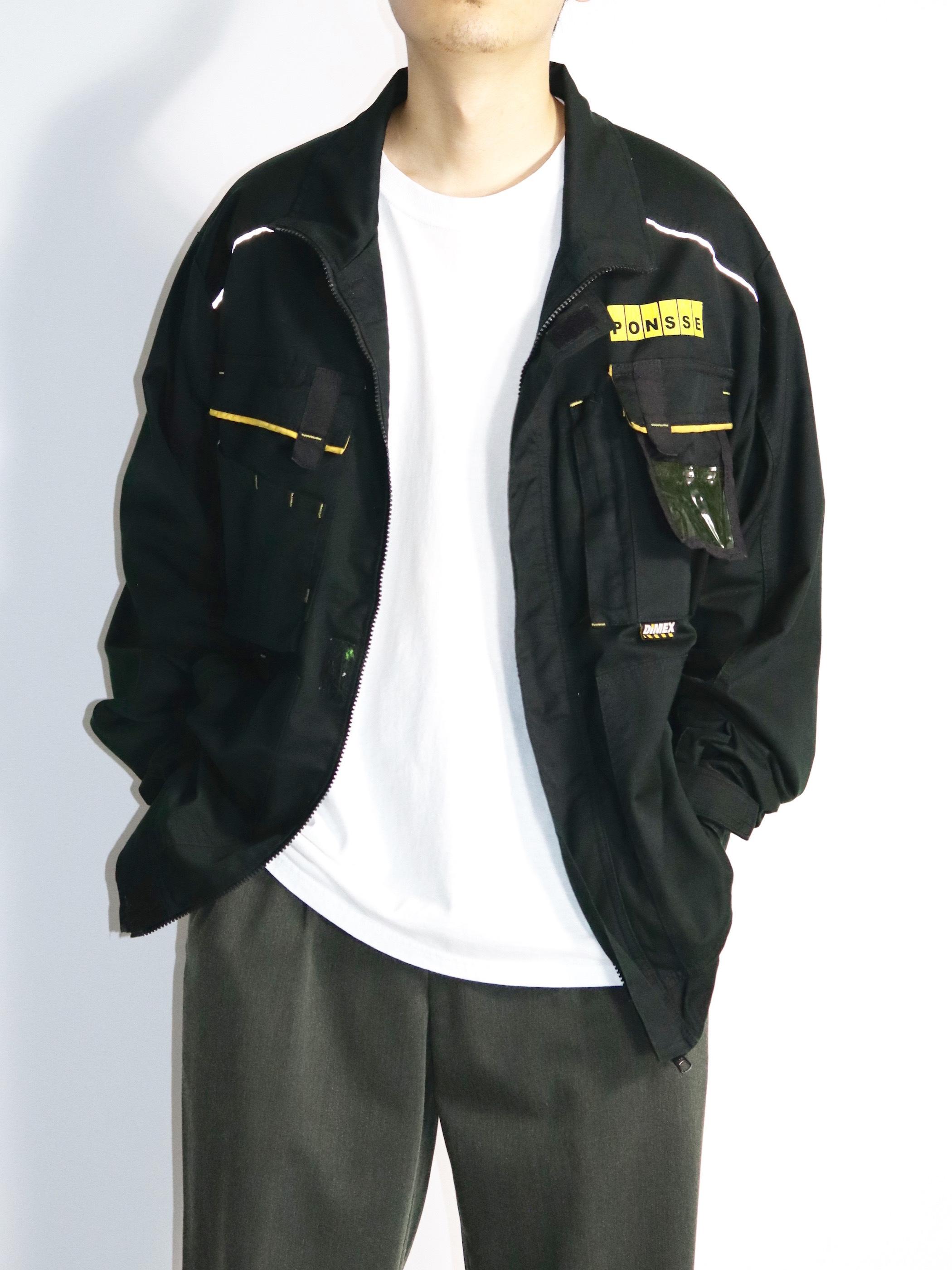 PONSSE Work Jacket
