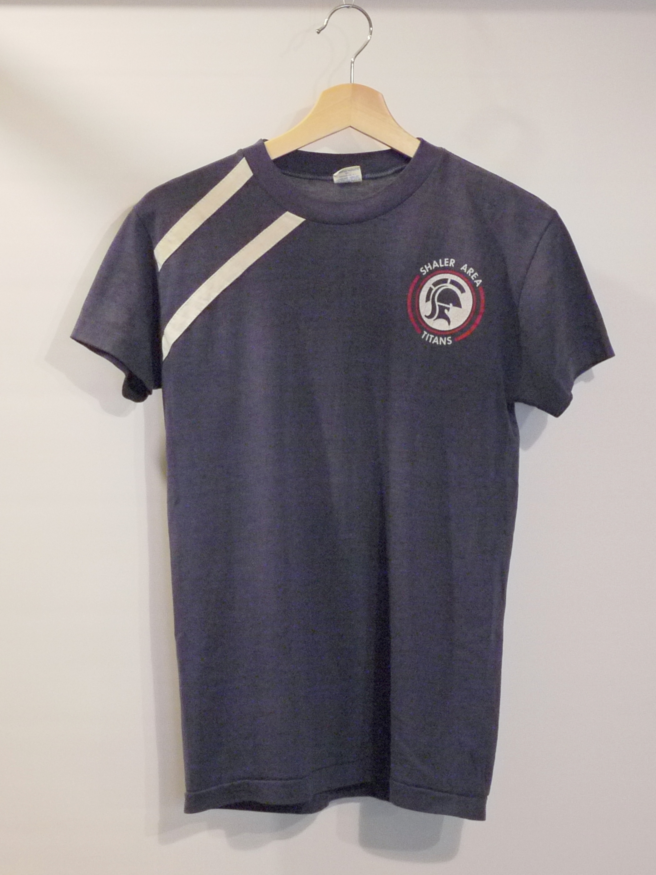 "Champion 1970's T-Shirts SizeM ""SHALER AREA TITANS"""