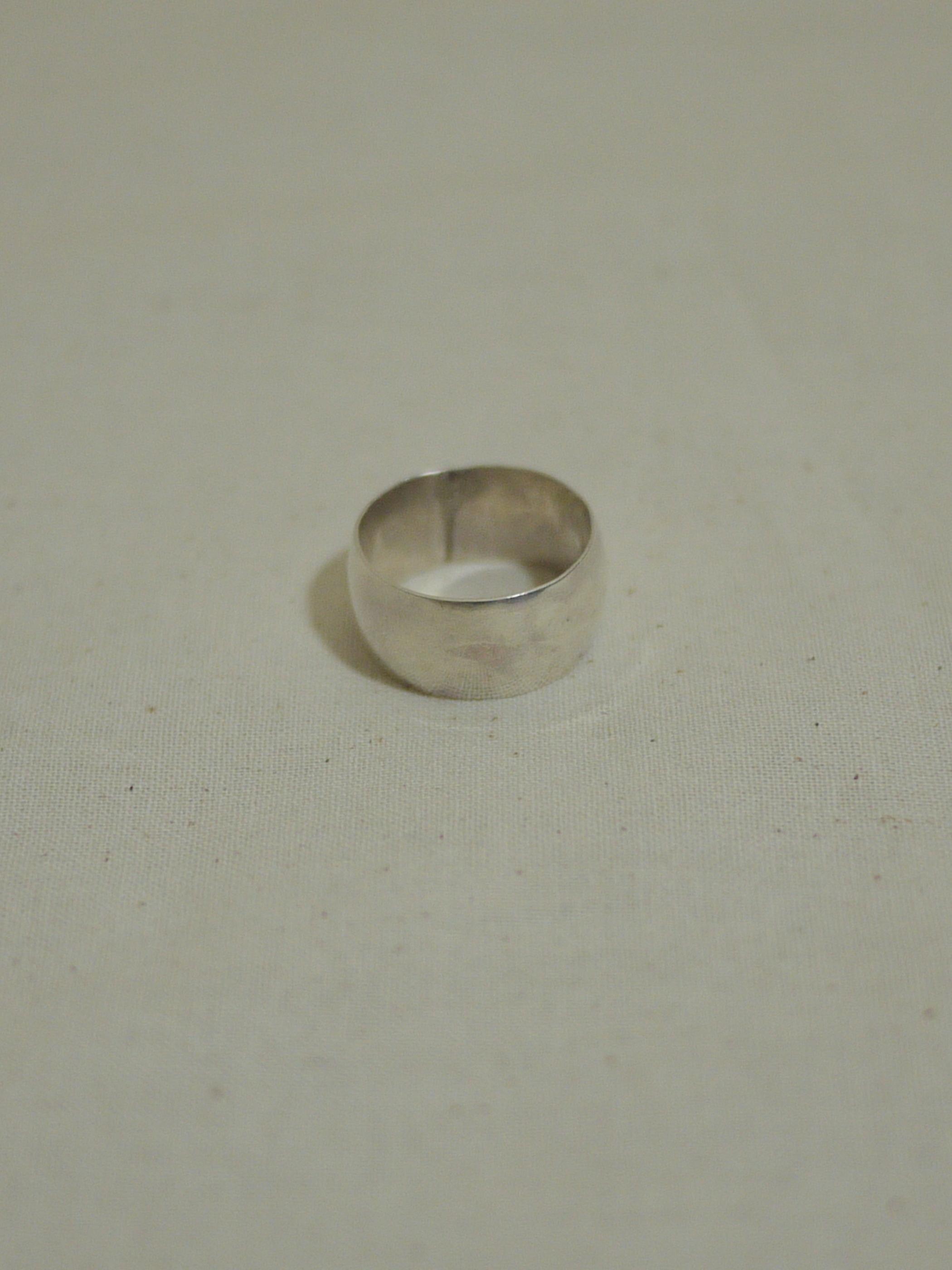 """NAVAJO Ring """"Rose Castillo"""" #2"""