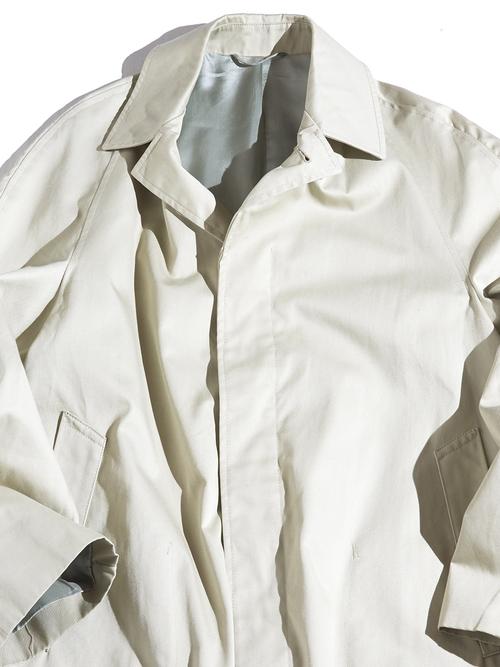 "1950s ""ALLIGATOR"" bal collar coat -BEIGE- <SALE¥20000→¥16000>"
