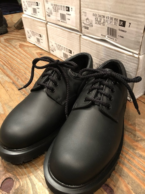 Deadstock Dr.martin leather shoes for Royalmail