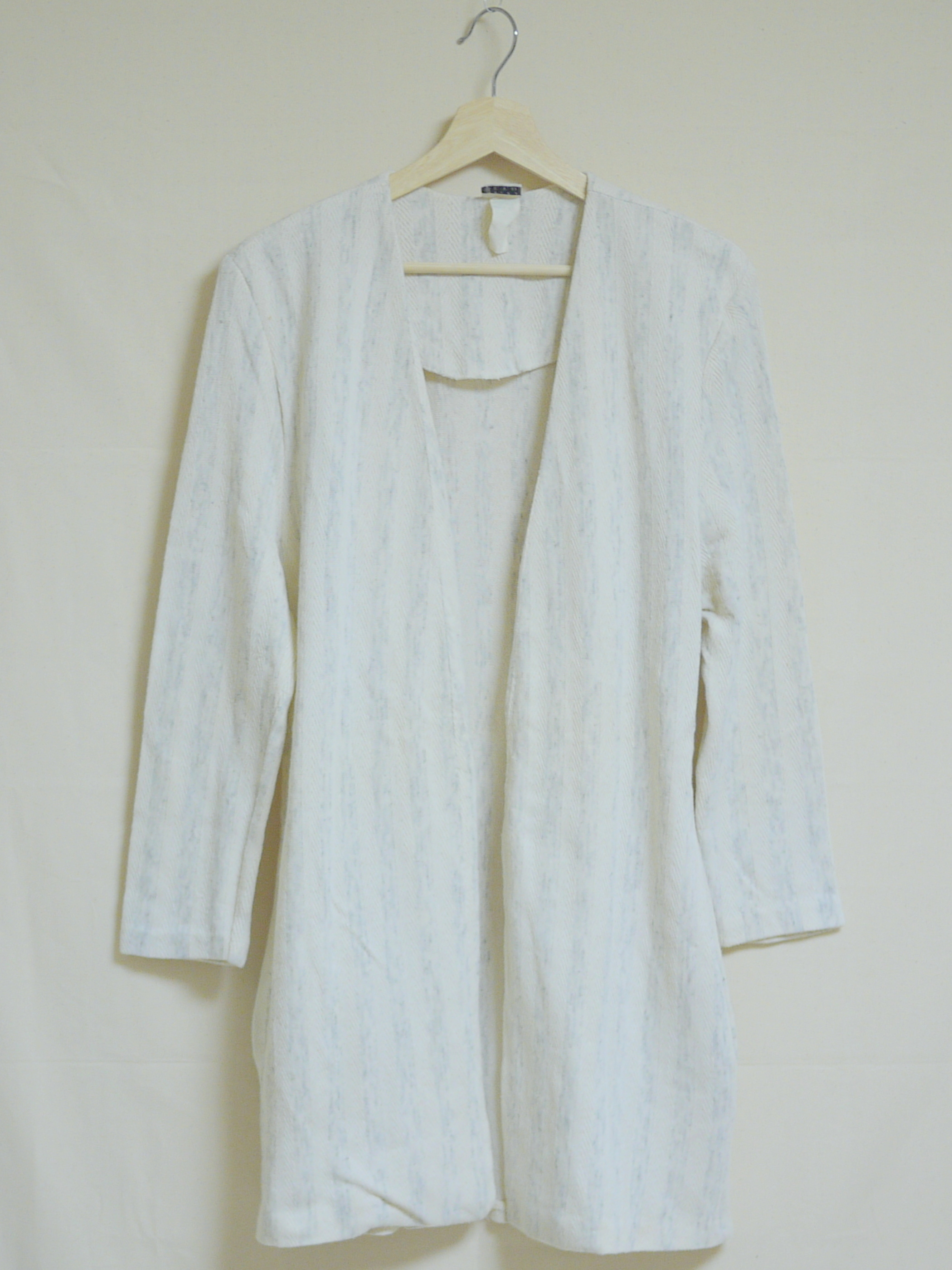 B.D.LTD. Cotton knit cardigan Size15/16