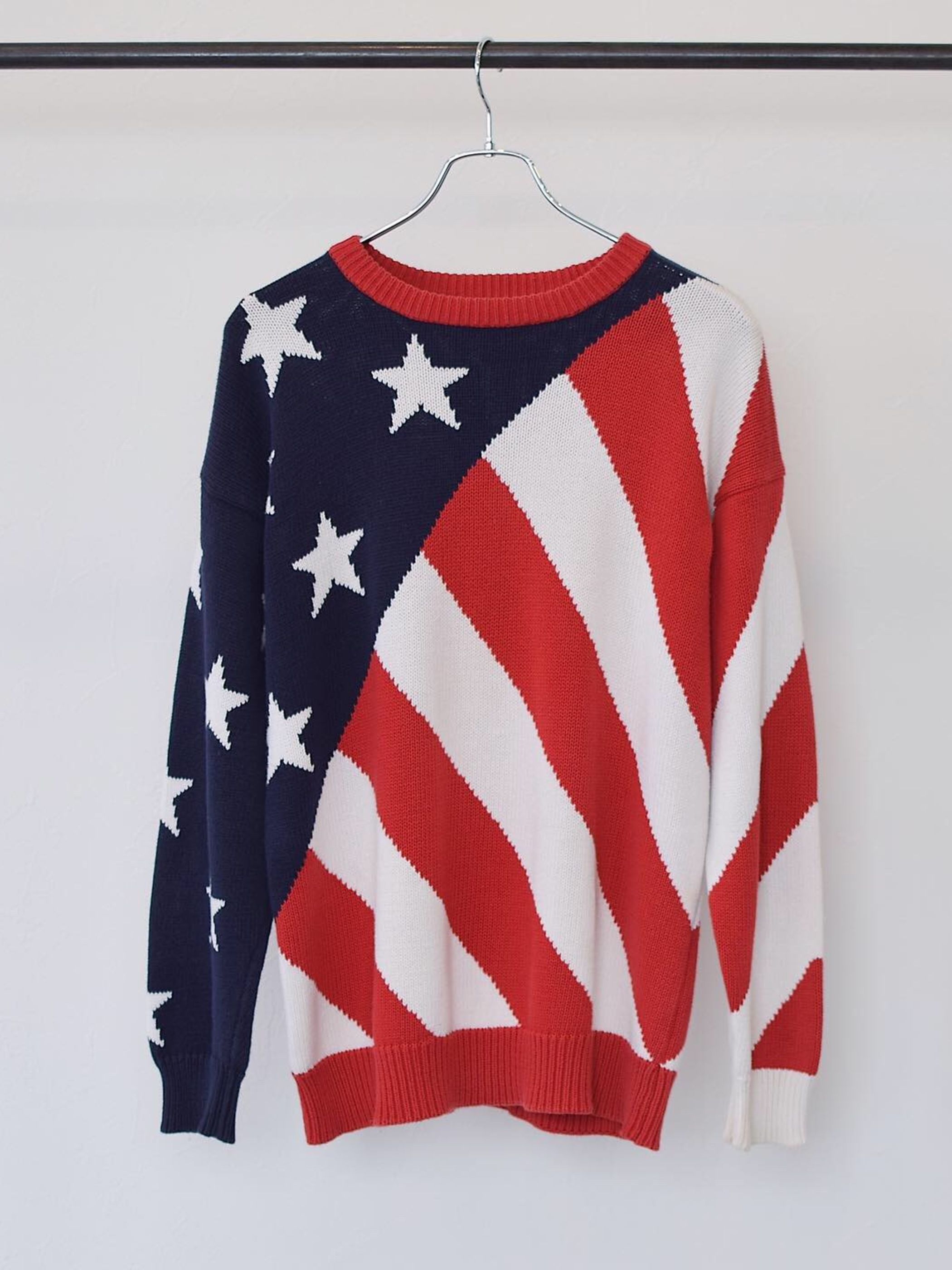 Vintage Stars and stripes Knit