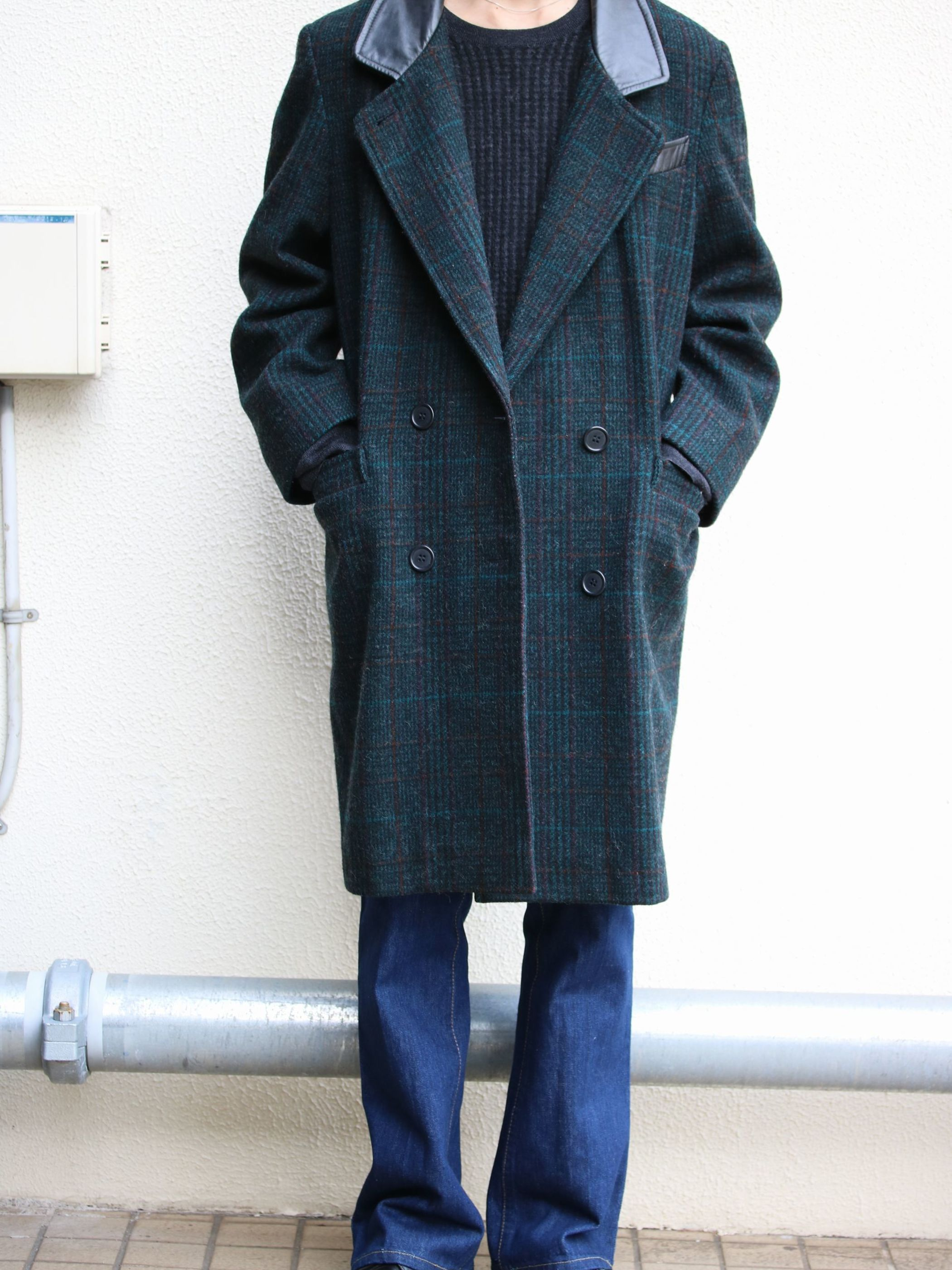 1980-90s/ Chester Field Coat