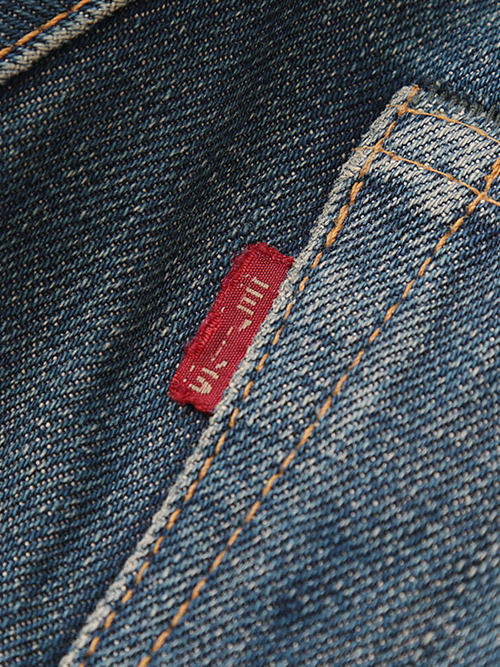 Levi's / 1960's Vintage / 501 Big E / Denim Pants