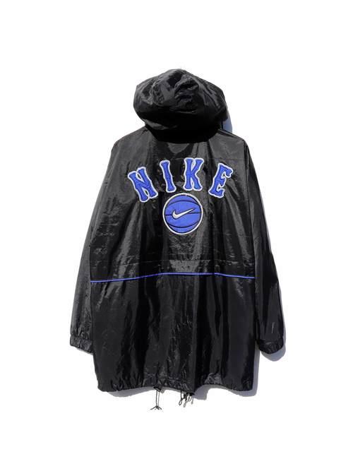 90's NIKE ACG バスケパッチ ナイロンジャケット [XL]