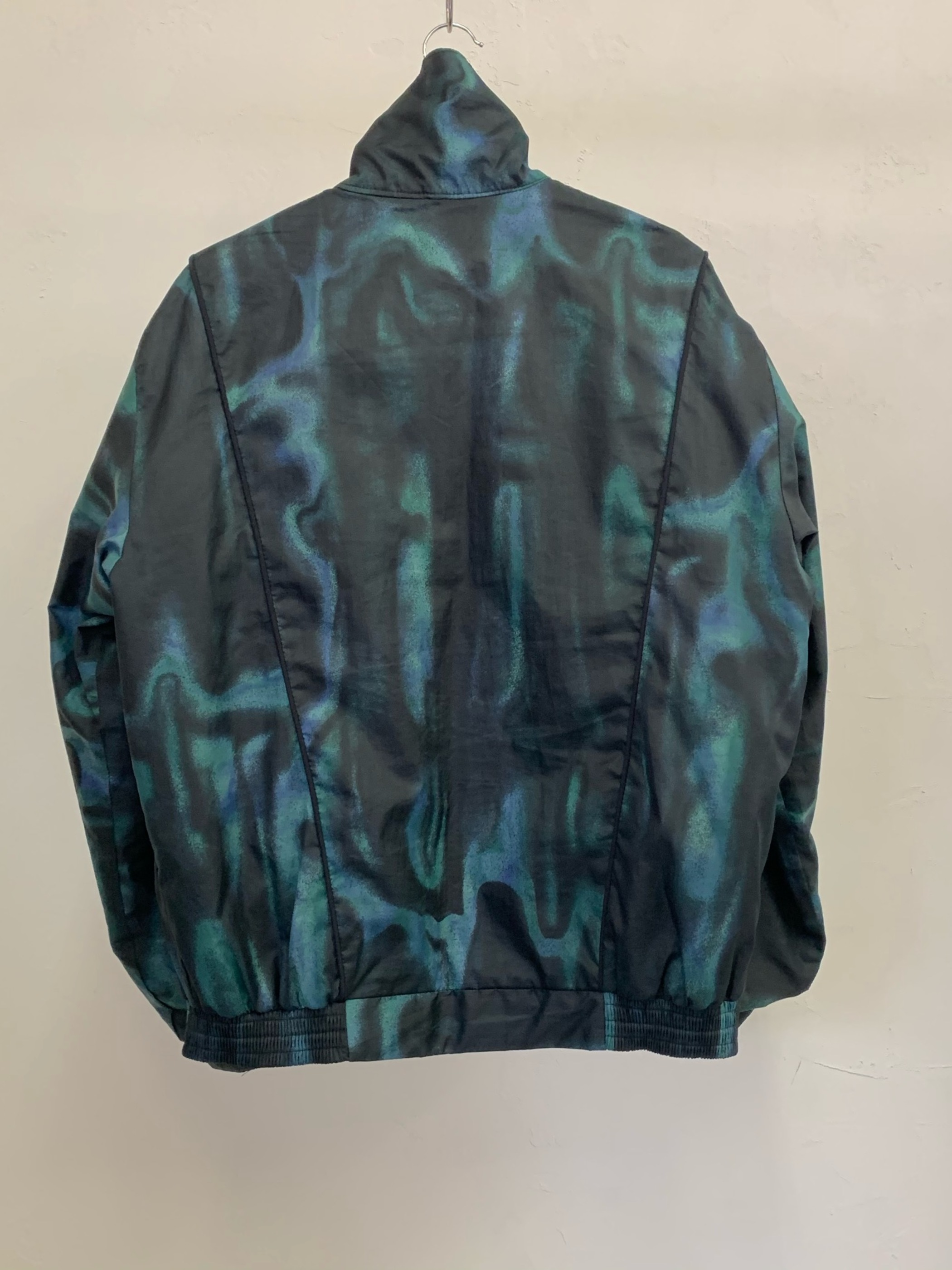 1980's Ceres nylon full zip jacket Made in England