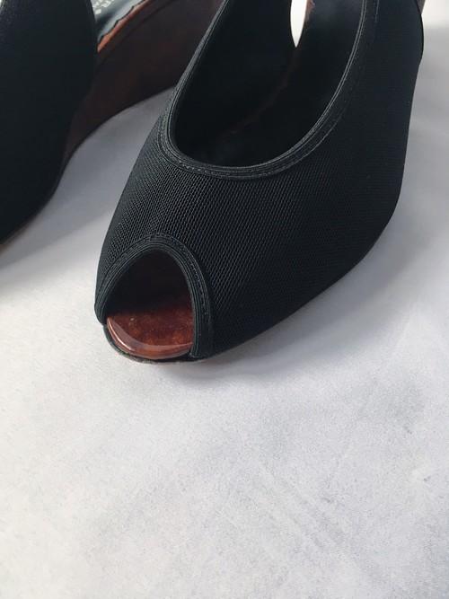 back strap sandal