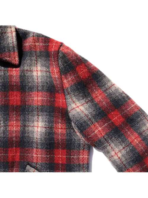 40's MONTGOMERY WARD ウール スポーツジャケット [About 38~40]