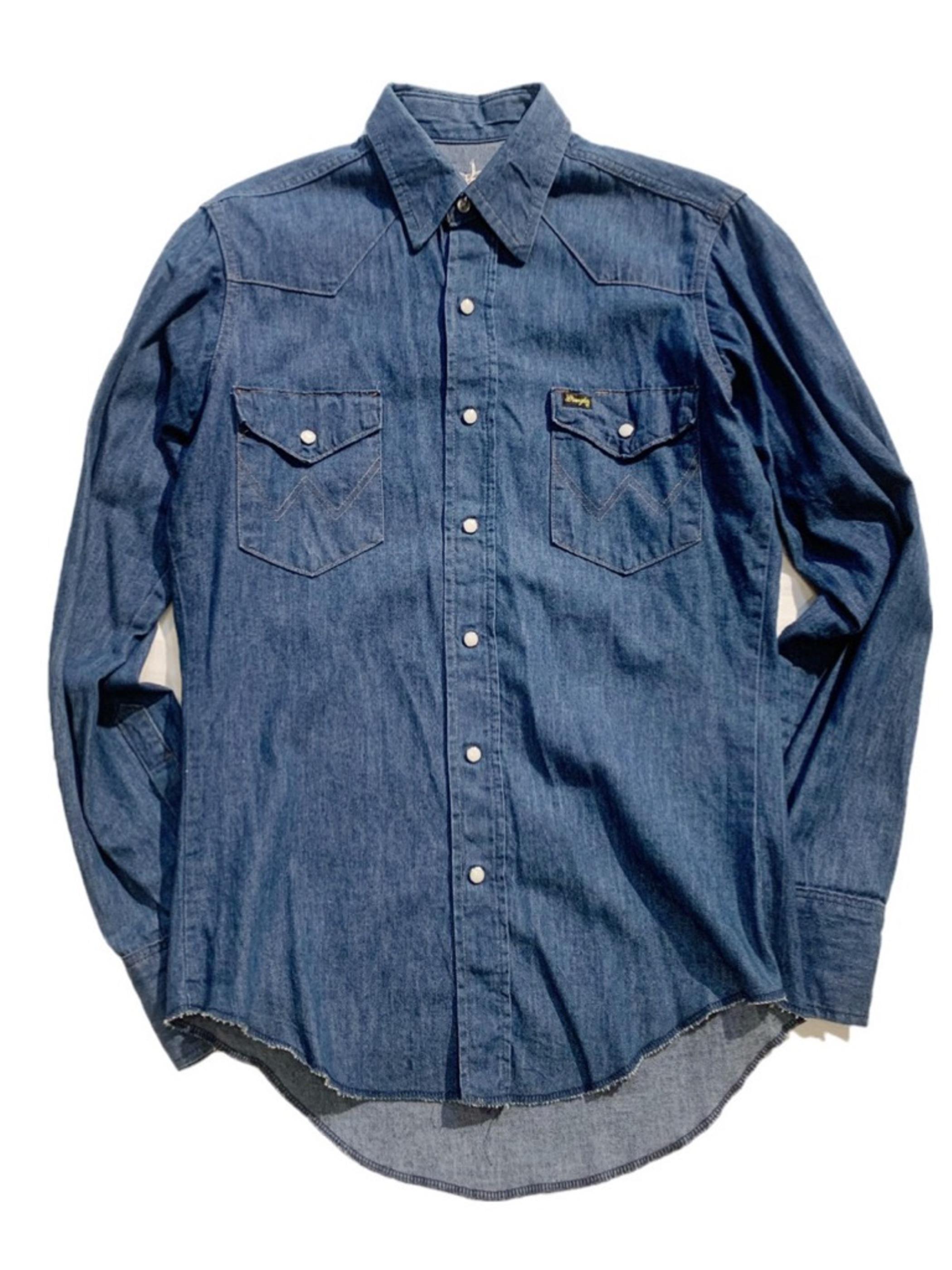 70's Wrangler Western shirt