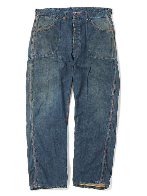 Used / Strong Reliable / 1950's Vintage / Denim Painter Pants