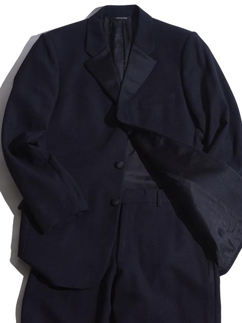 """1990s """"VERSUS VERSACE"""" 2piece suits -BLACK-"""