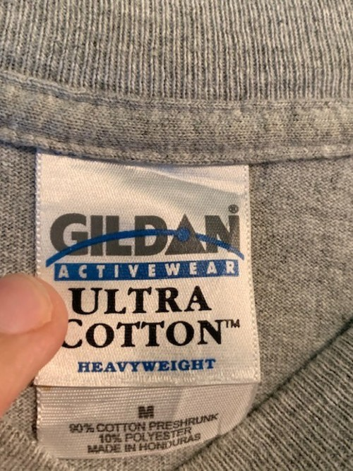 00s  GILDAN プリントTシャツ
