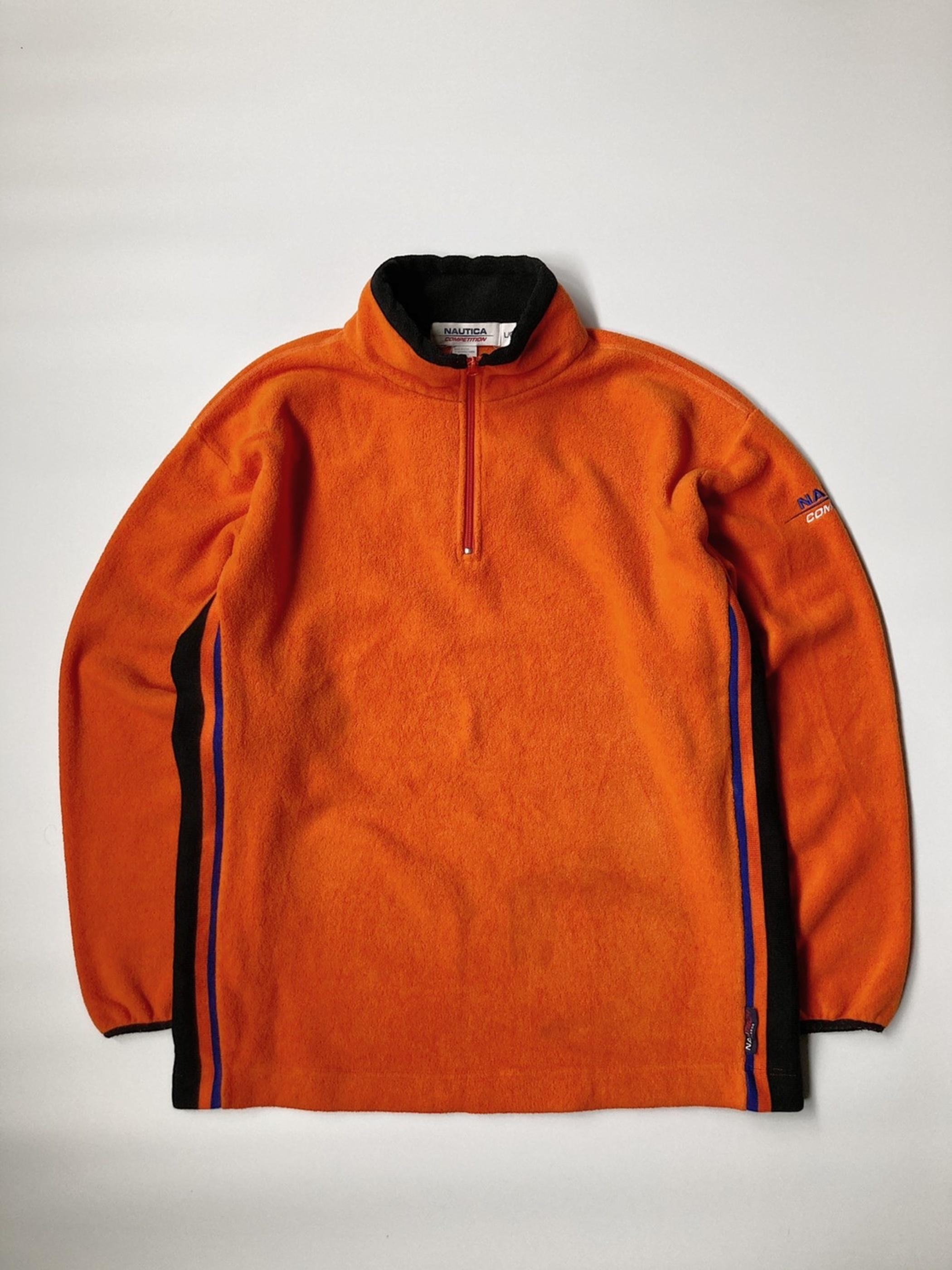 NAUTICA half zip fleece