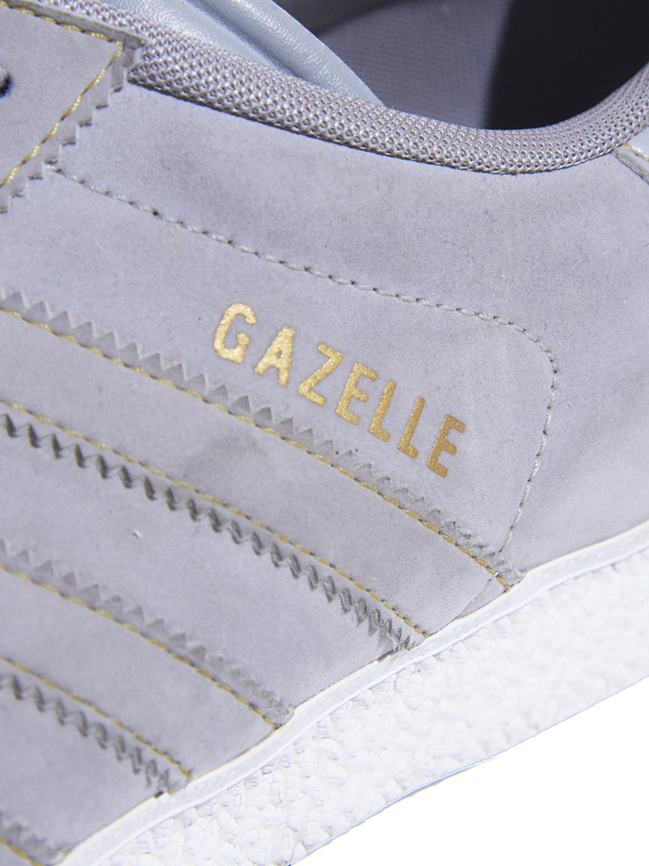 """2000s """"adidas"""" GAZELLE sneaker -GREY-"""