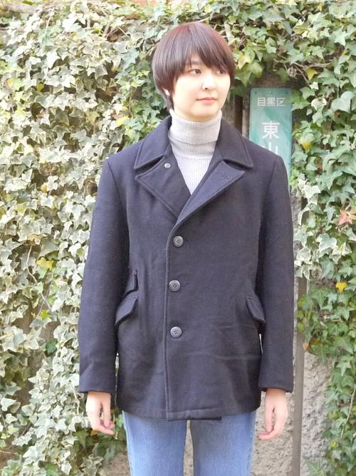 ~1940's Wool coat