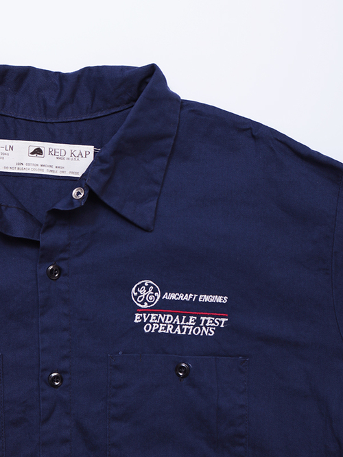 Work Shirt / Air Craft Test Operations