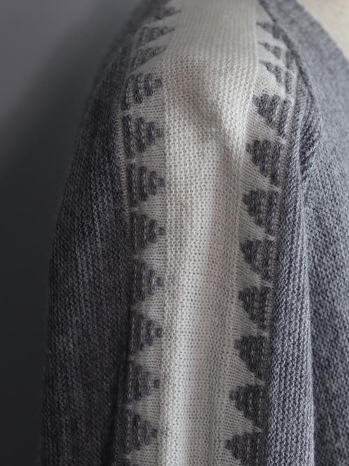 1960~70's Revere Design Knit Cardigan