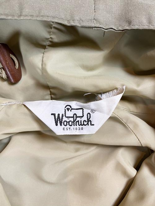 70's Woolrich mountain parka