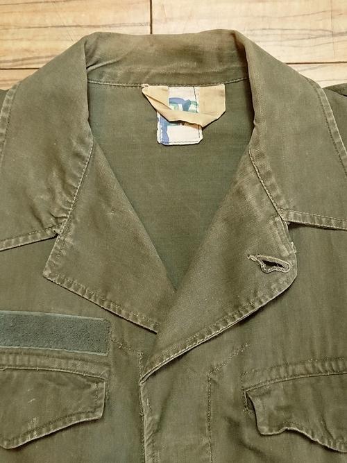 FRENCH ARMY / M-47 field jacket