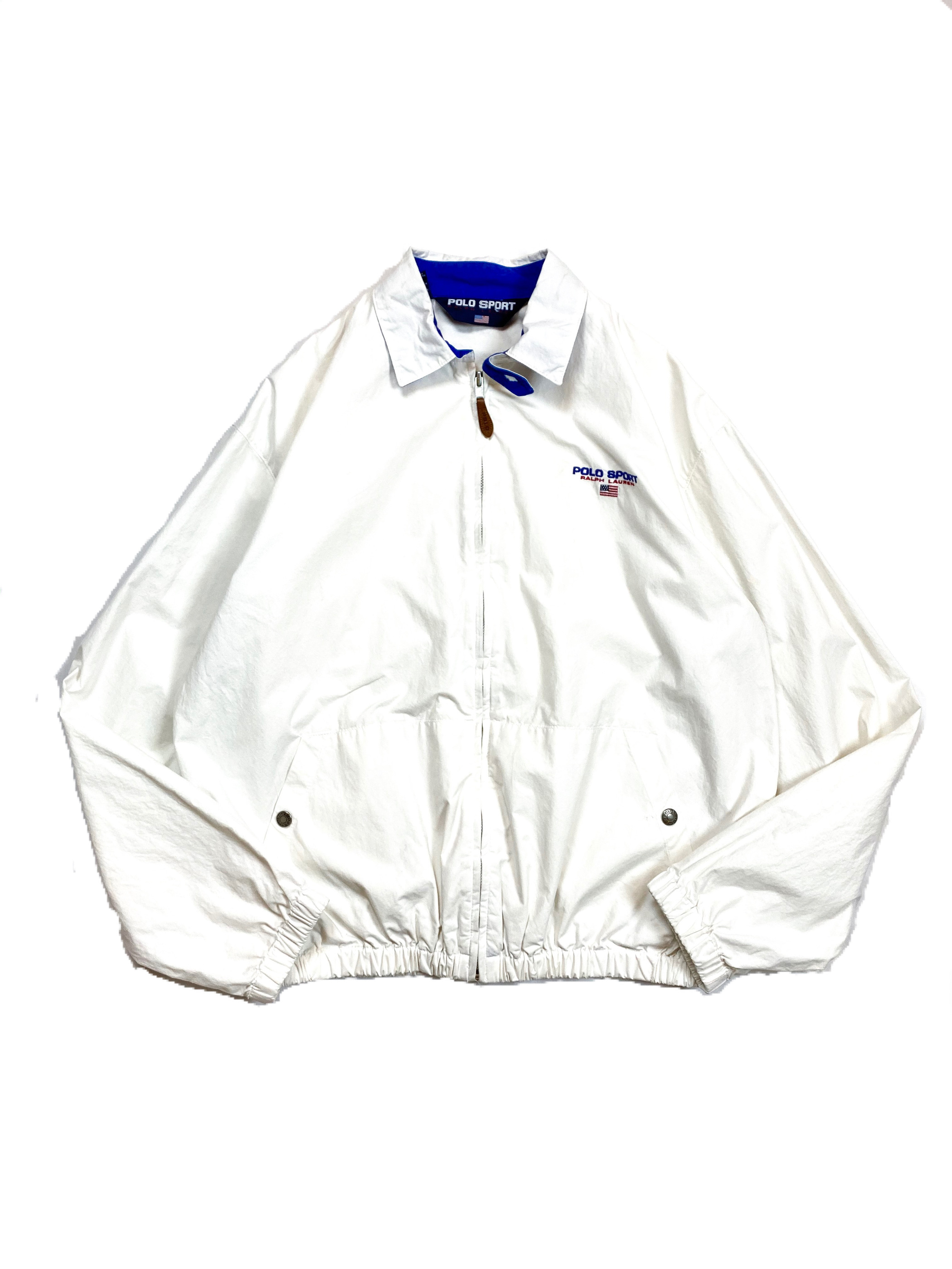 """90's POLO SPORT drizzler jacket """"MADE IN USA"""""""