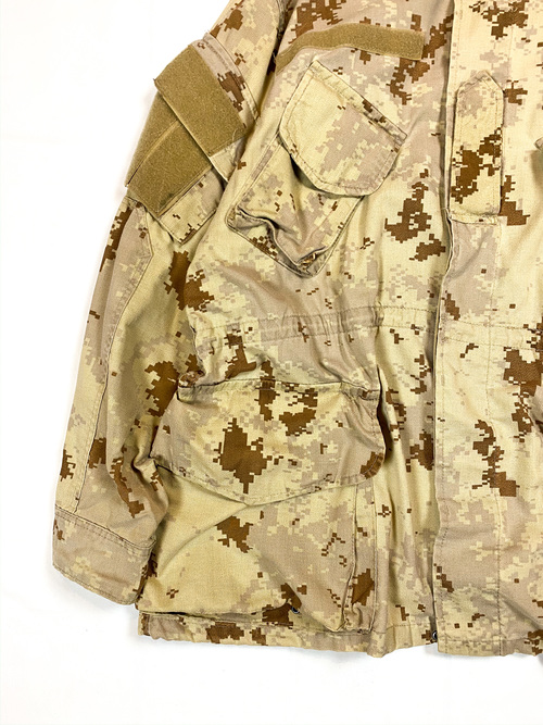 canadian army UCP combat jacket