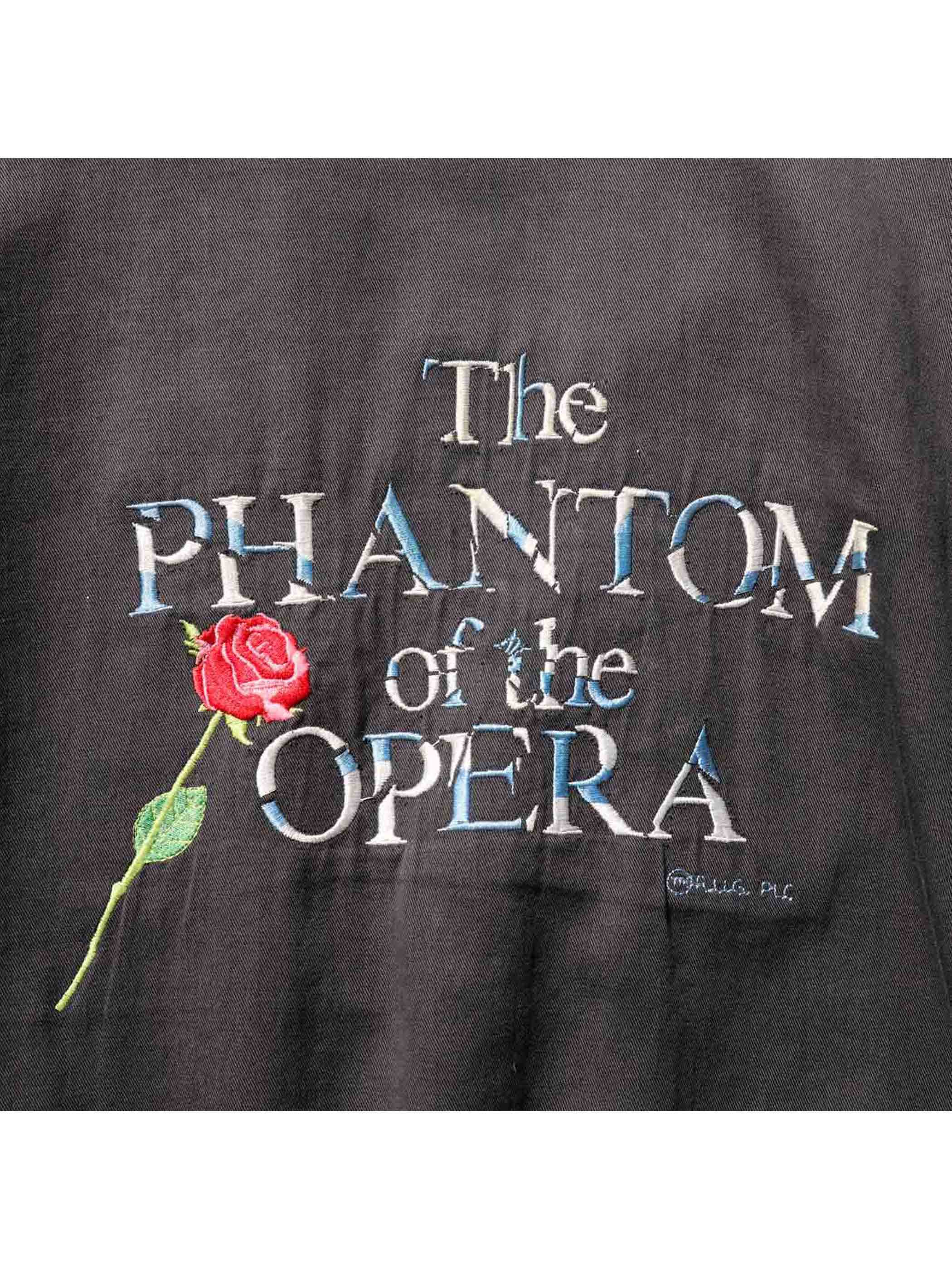 "80's SICHEL ""THE PHANTOM OF THE OPERA"" USA製 ジャケット [M]"