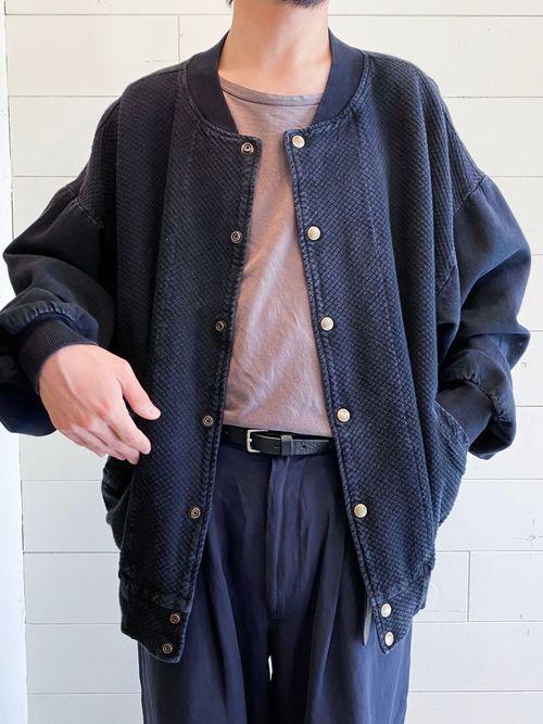 90's WEK cotton bomber jacket