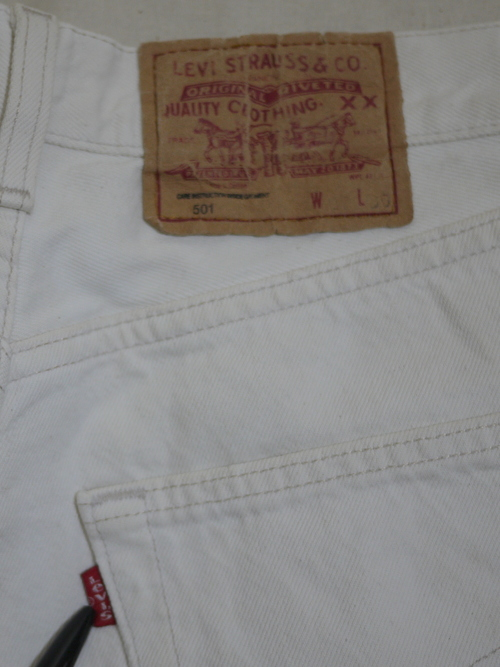 "Levi's 1990's 501 W27 ""Euro"""