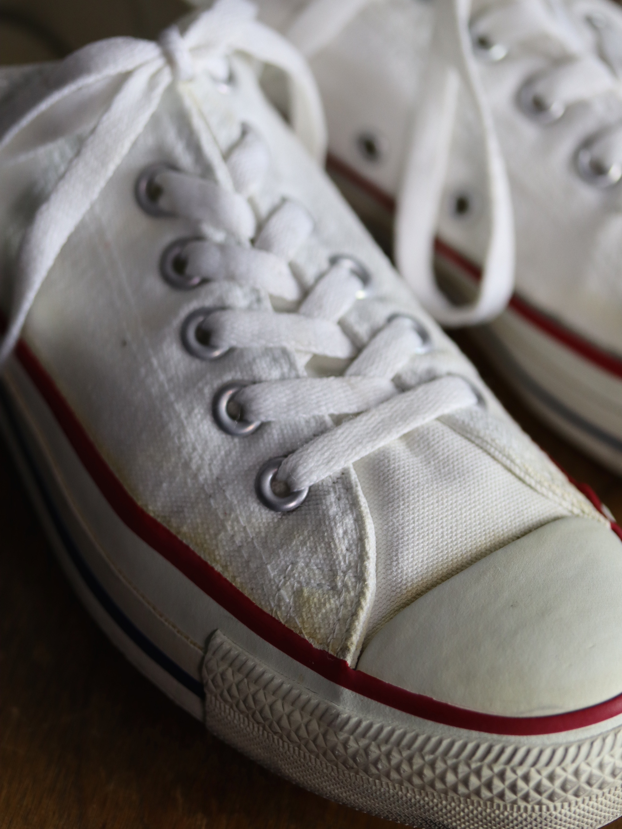 1990's Converse ALL STAR Low / Made in USA / size 7 1/2