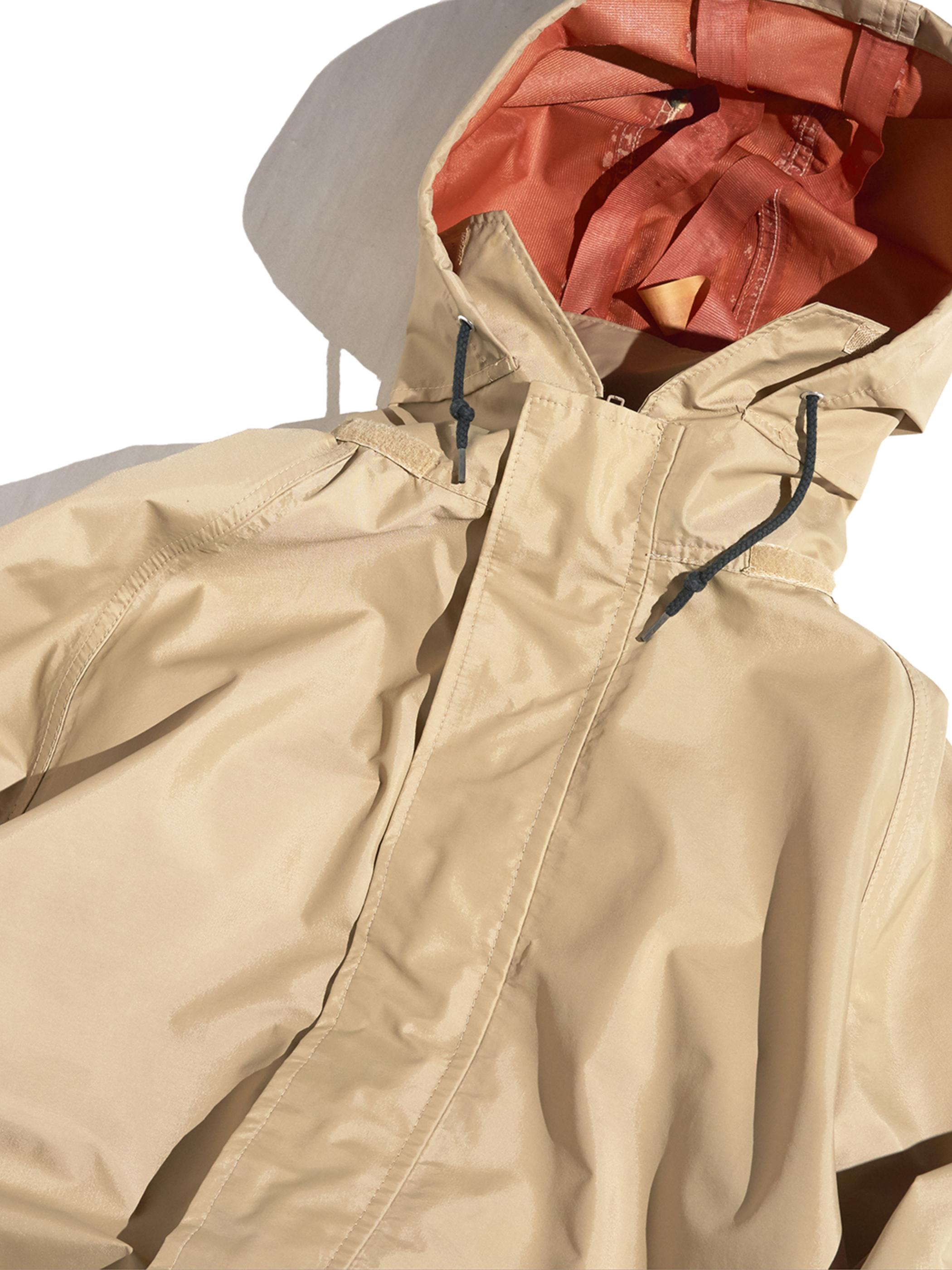"1970s ""ORVIS"" gore-tex shell jacket -BEIGE-"