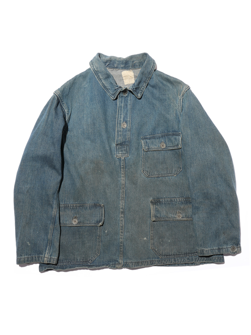 1908's U.S.Army / Coastal Artillery Corps Denim Jumper