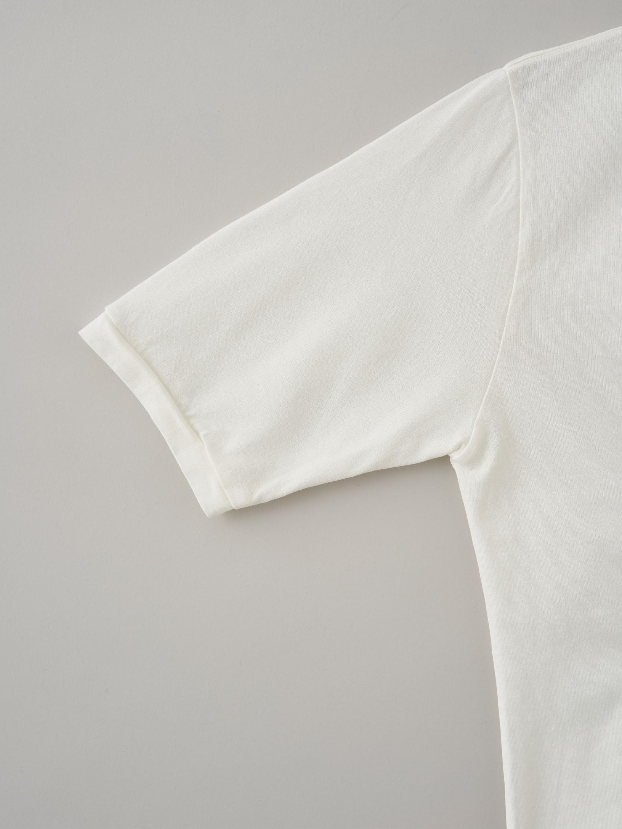 レディースクルーネックTシャツ #04ジンジャー
