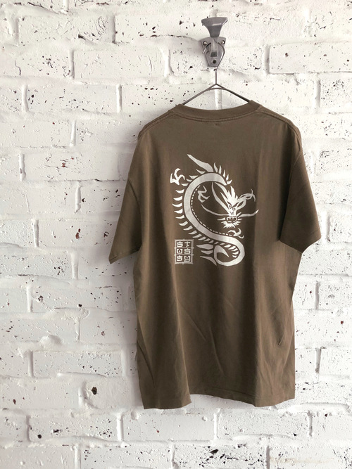 "OLD STUSSY ""DRAGON"" 90's T-shirt"