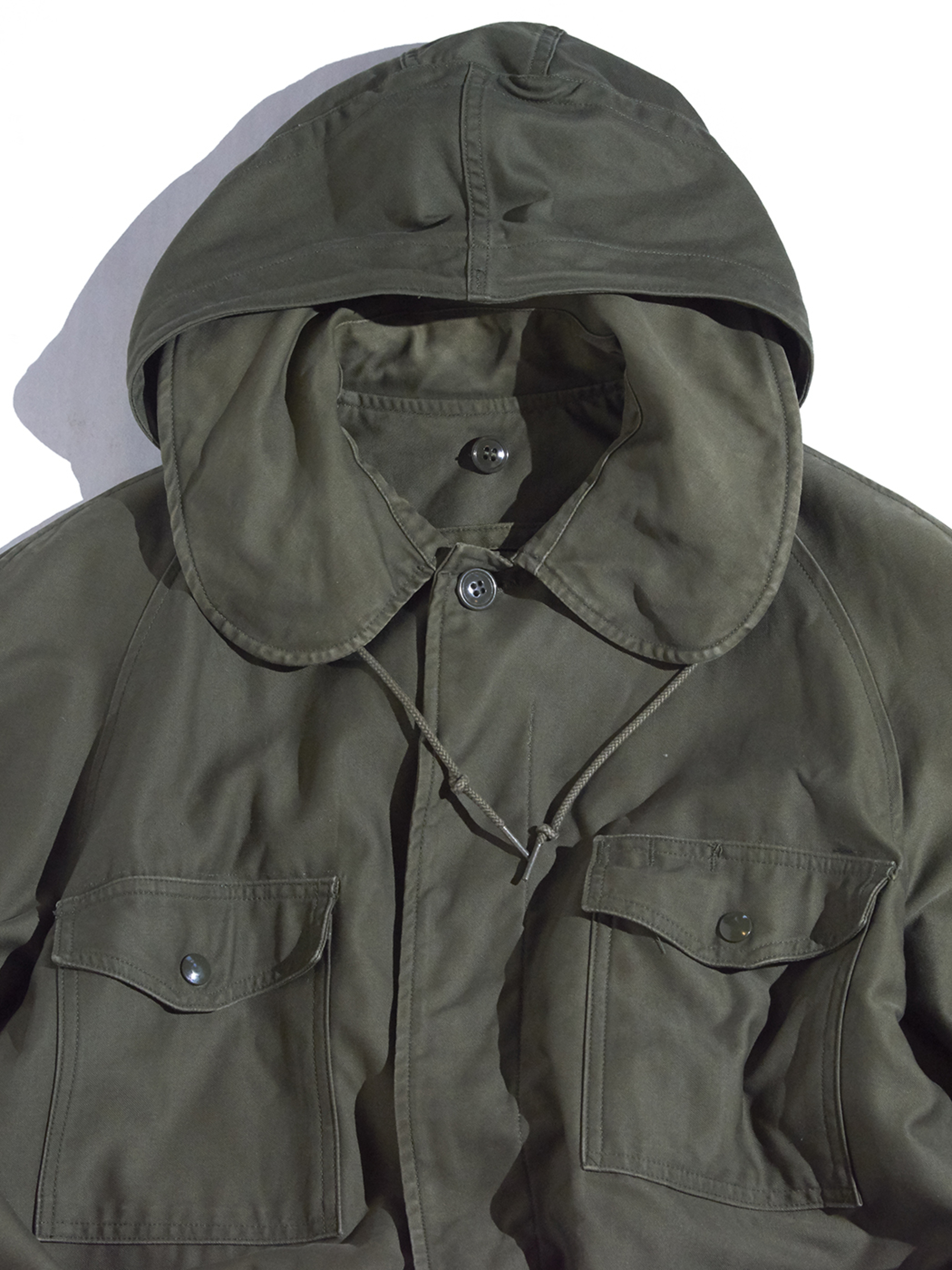 """1963y """"USAF"""" cattle jacket -OLIVE-"""