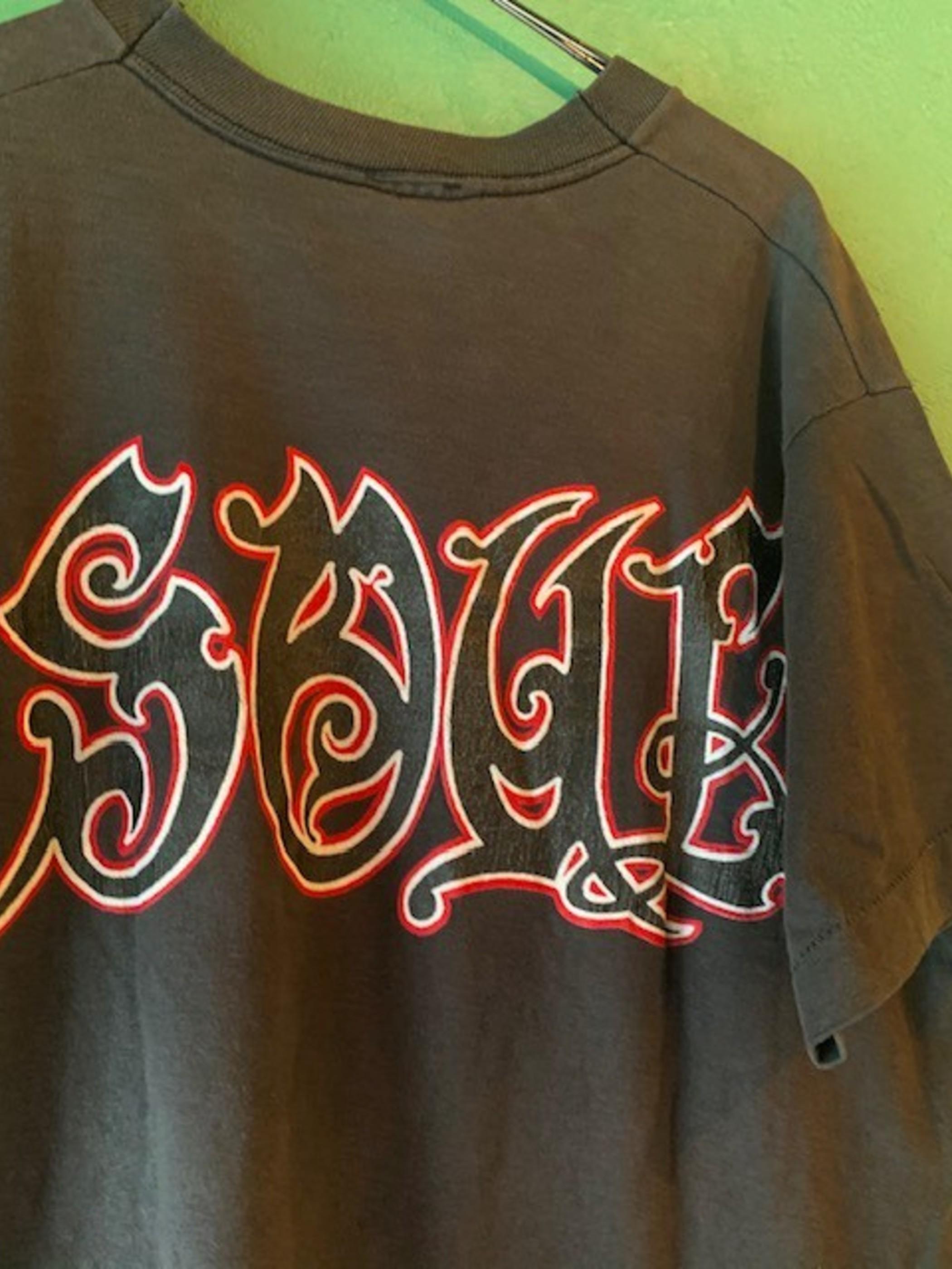 90s USA プリントTシャツ
