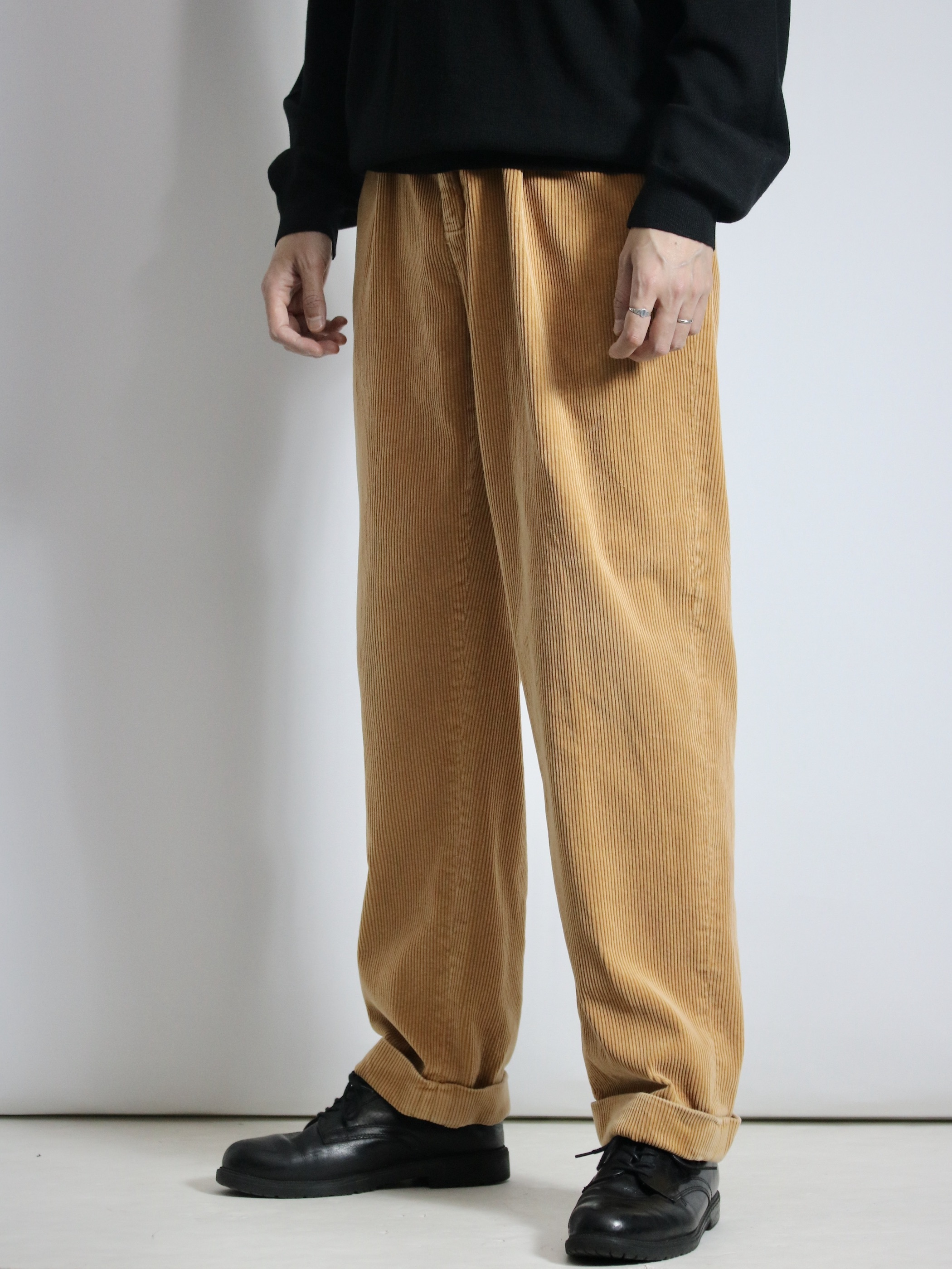 Polo by Ralph Lauren 2tuck Corduroy Pants