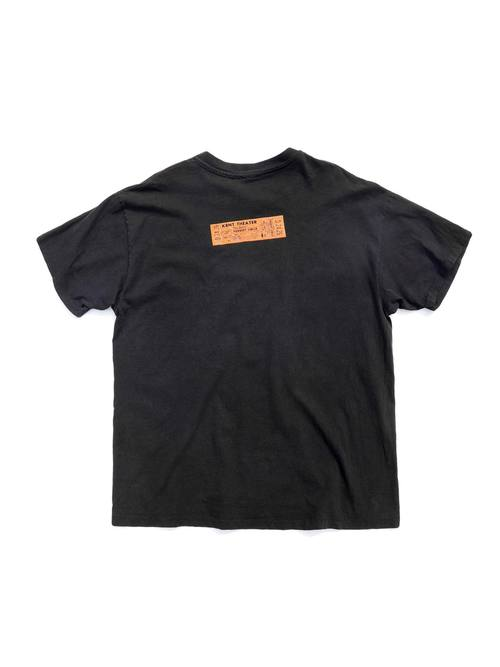 "90's THE DOORS ""KRNT THEATER"" プリントTシャツ [About XL]"