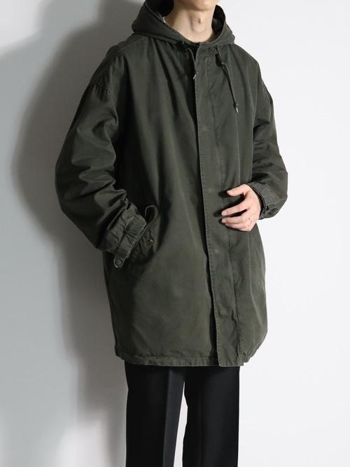 90's J.CREW Design Mods Coat