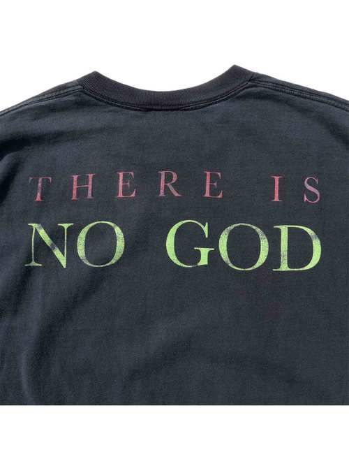 "90's~ RINGWORM ""THERE IS NO GOD"" Tシャツ [XL]"