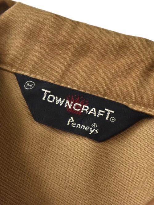 """タウンクラフト ビンテージ モールスキン ジャケット / """"TOWN CRAFT"""" vintage mole skin jacket"""