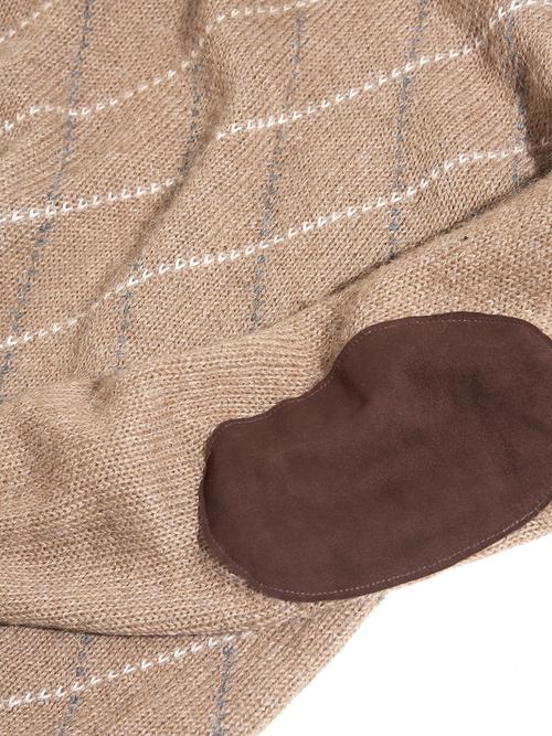 """1980s """"nordstrom"""" alpaca knit -BEIGE-"""