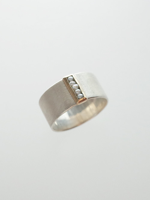 Si dotted line rings 2