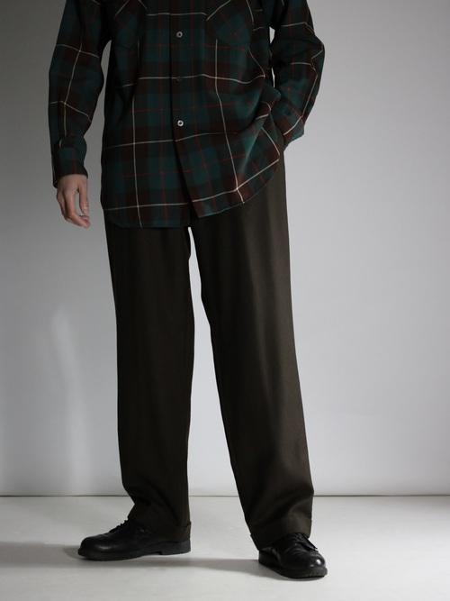1980~90's Made in Italy 2tuck slacks
