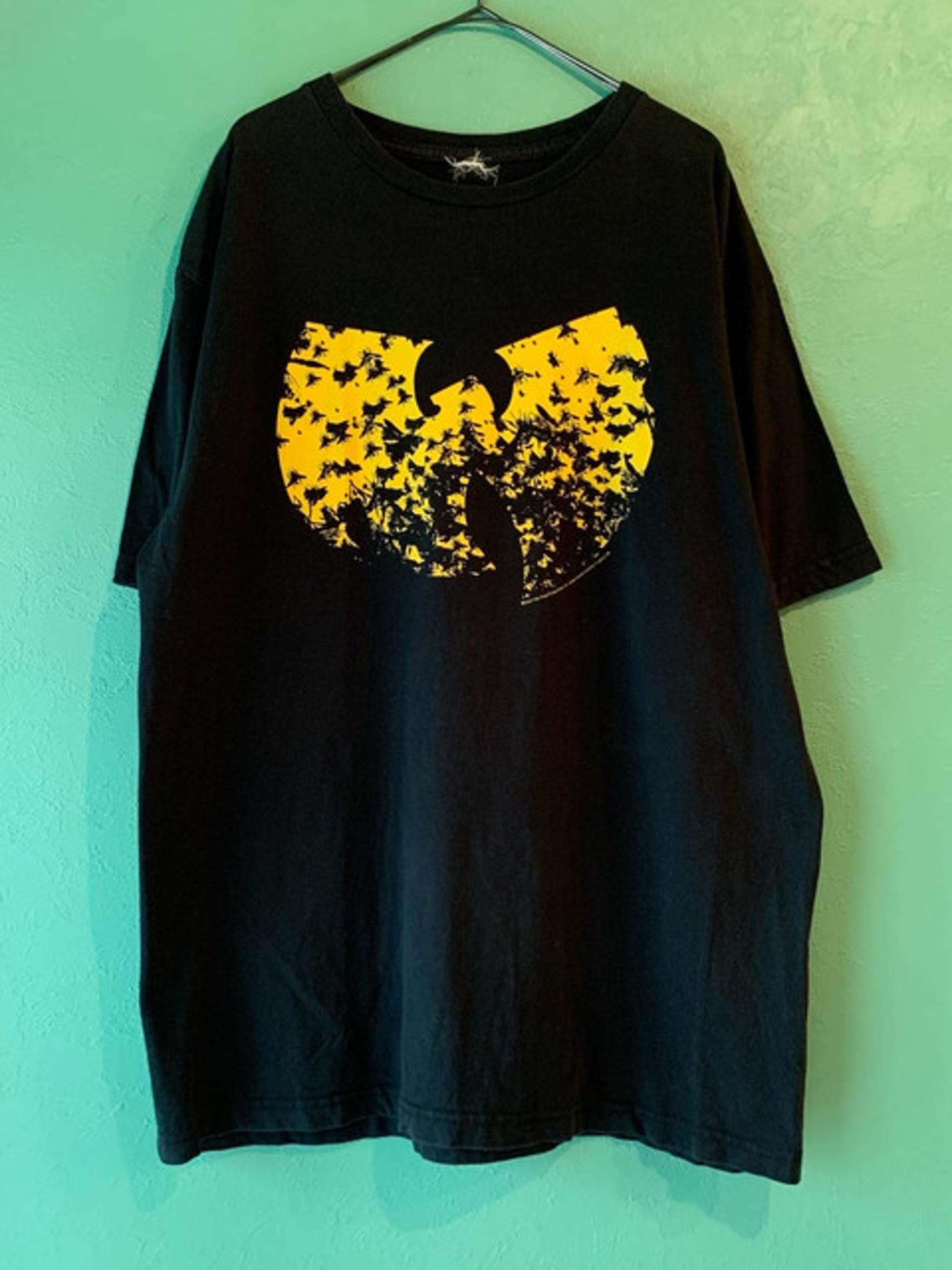 00s Wu-Tang Clan プリントTシャツ