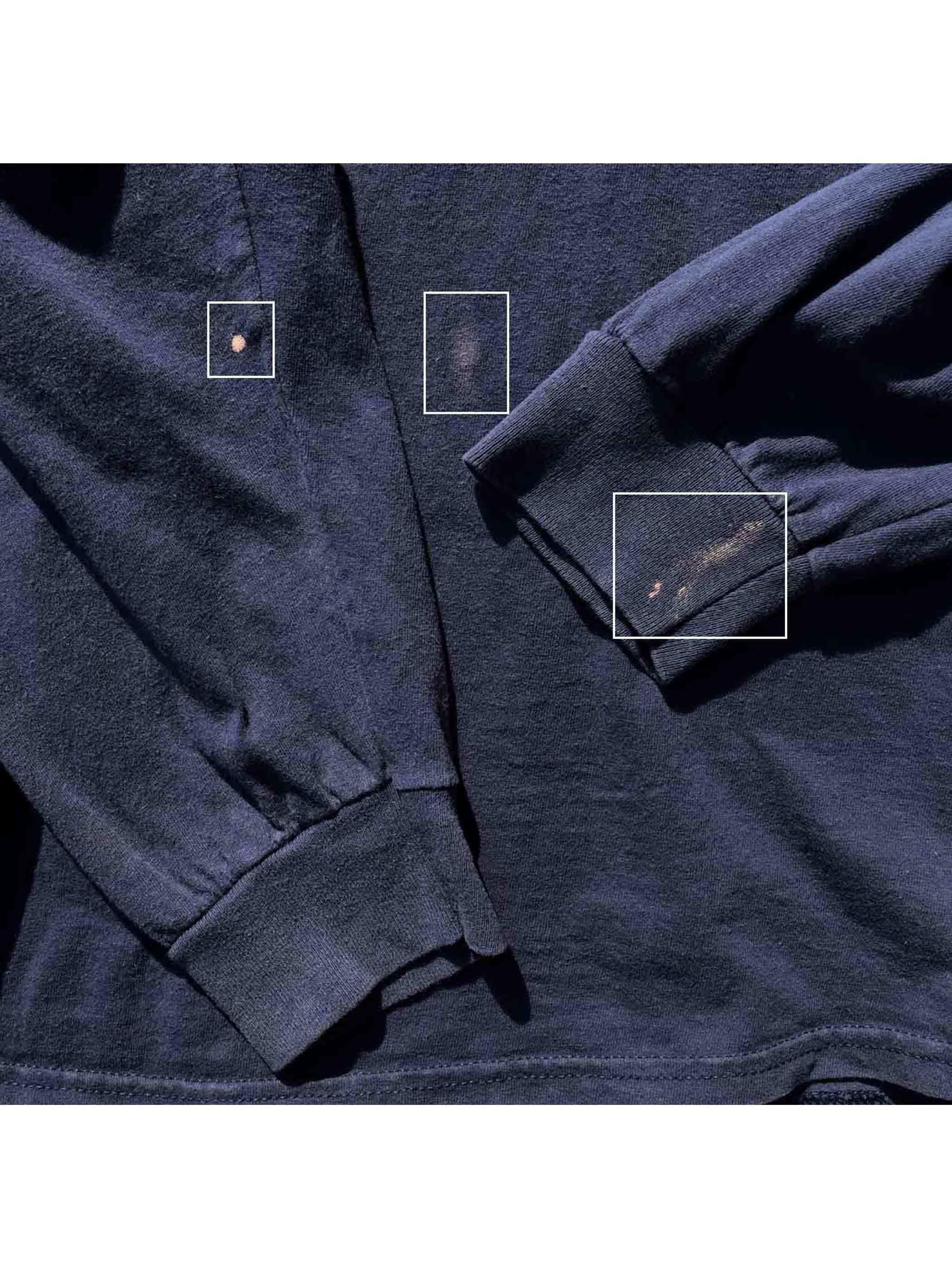 "00's GILDAN ""THE SALVATION ARMY"" 刺繍ロゴ ロングスリーブTシャツ [2XL]"