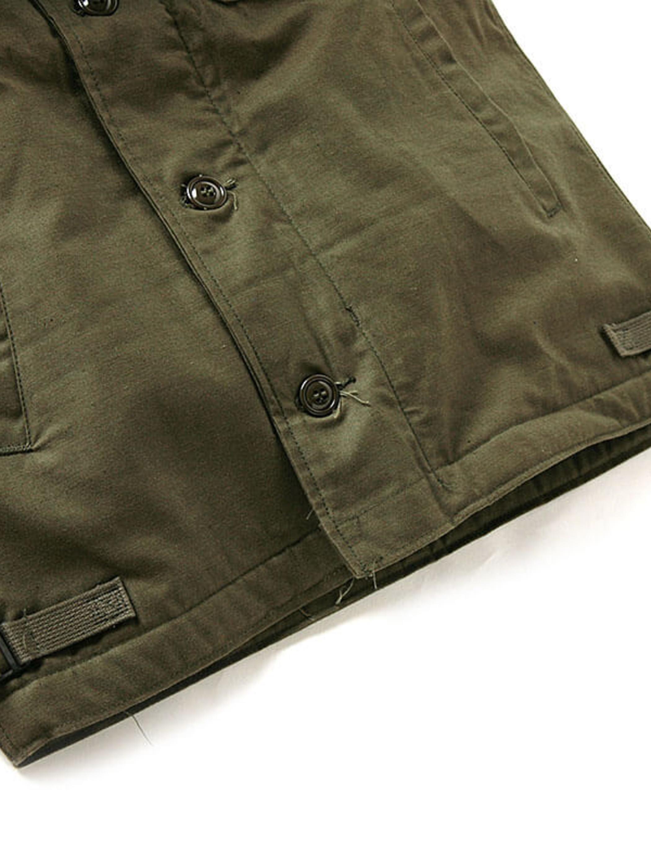US Navy / Deadstock / A-2 Deck Jacket
