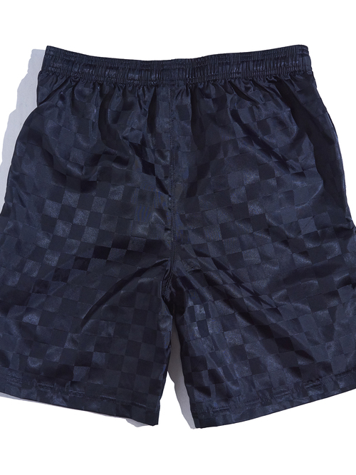 "2000s ""UMBRO"" nylon shorts -BLACK-"