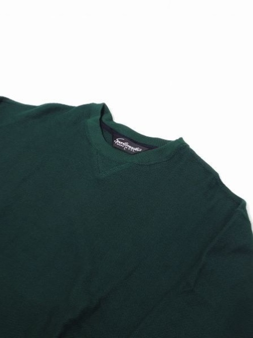 90'S DEADSTOCK SPORTS MASTER CREWNECK SWEAT GREEN